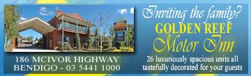 Golden Reef Motor Inn
