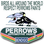 Perrows Paints Bendigo