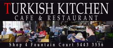 Turkish Kitchen Bendigo