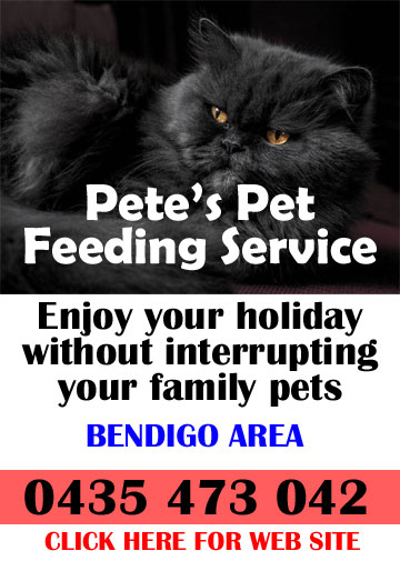 Pete's Pet Feeding Service